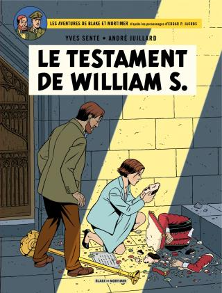 Blake et Mortimer - Tome 24 : Le testament de William S