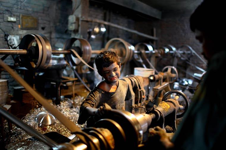 GMB Akash, le travail des enfants au Bangladesh