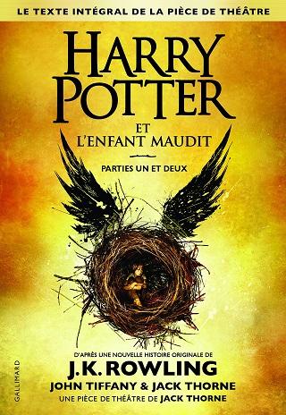 Harry Potter et l'Enfant Maudit Parties un et deux