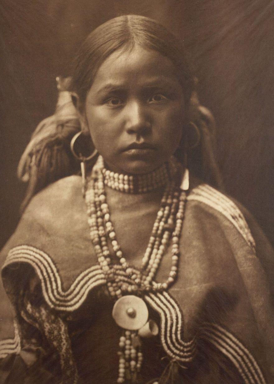 Extrêmement De rares photos montrent comment vivaient les derniers indiens d  JC25