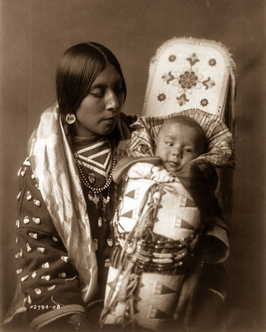 Edward Curtis, indiens d'Amérique