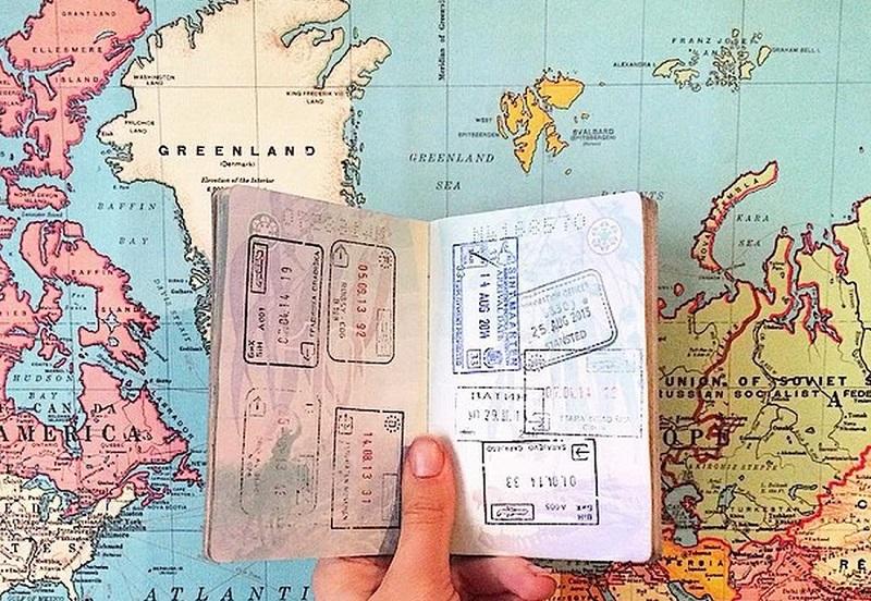 Sites voyages passeport