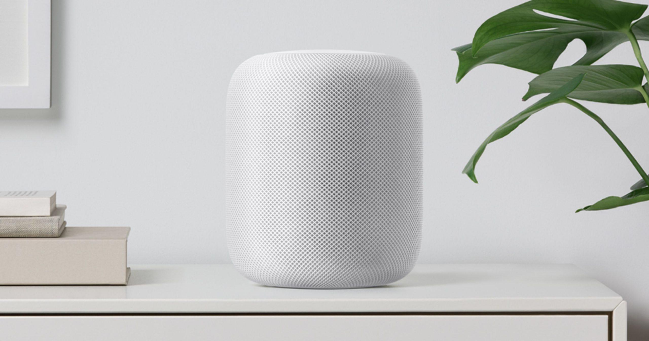 HomePod d'Apple