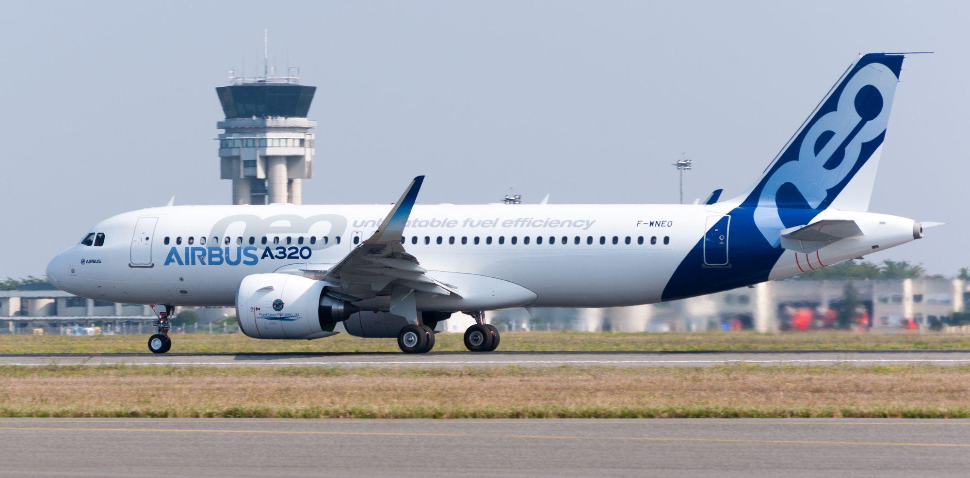 Indigo Partners pass une commande de 430 A320neo