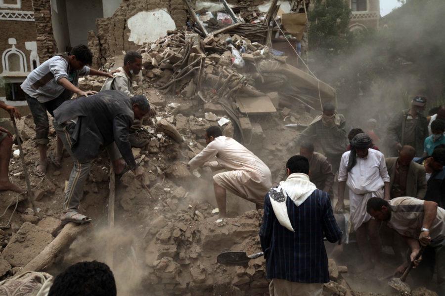 Le Yemen toujours en conflit avec l'Arabie Saoudite et l'Iran impliques