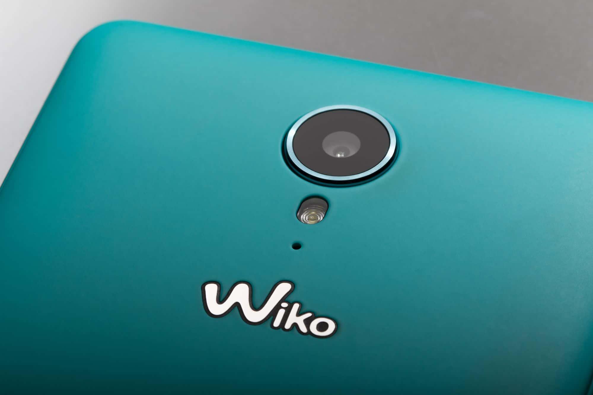 l'entreprise francaise Wiko