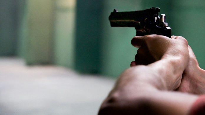 Elle sort un revolver et tire accidentellement sur son neveu de 10 ans
